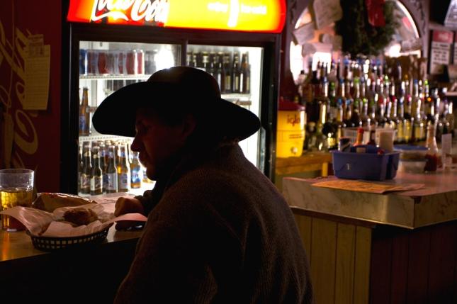Longhorn Saloon, Harrison